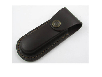 photo shows a brown sheath, these are black