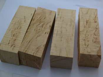 Showing some different pieces to display level of twisted grain growth