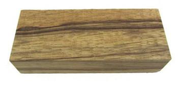 Black Limba Handle Block