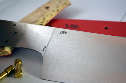 Brisa Chef Knife Blade 185, Japanese Style