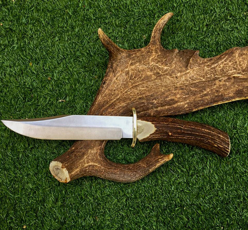 Texas Bowie, Stainless Steel