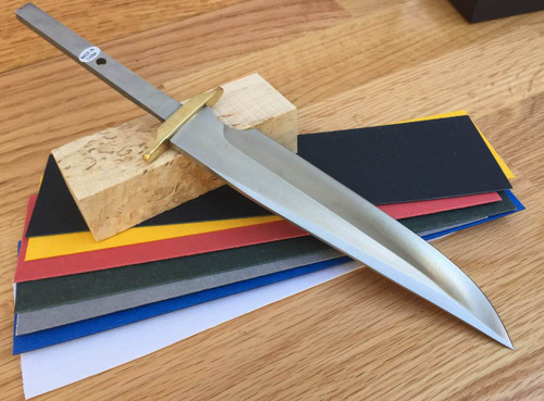 Fighter Bowie Knife Making Kit