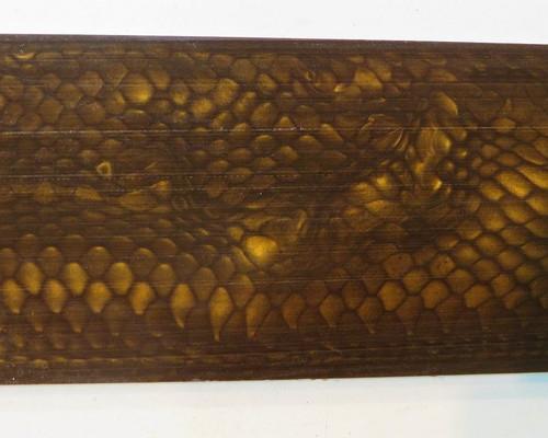 Juma Golden Dragon, Handle Scales x 2