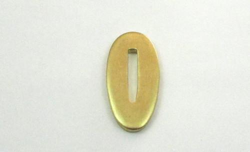 Bolster V35, Brass