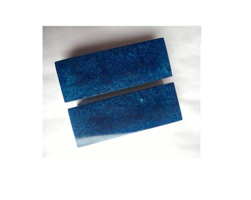 Acrylic Turquoise Handle Scales
