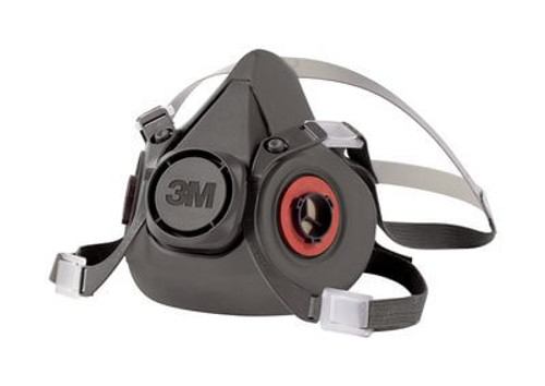 Respirator, 3M Half Face Model 6300 (Size Large)