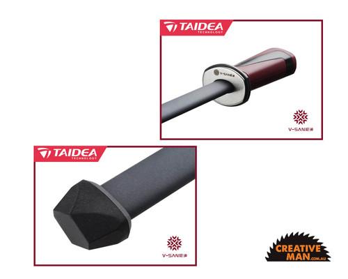 "Taidea Ceramic Kitchen Knife Steel,  ""Top Grade"" version"