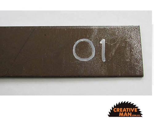 01 Carbon Tool Steel, 4 x 50 x 500 mm