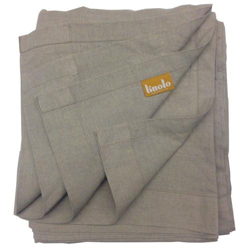 Belgian eco-linen flat sheet