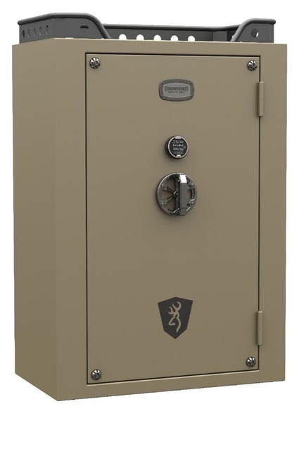 Browning Black Label, Mark IV Tactical Series Gun Safe-49 Wide-Coyote Tan