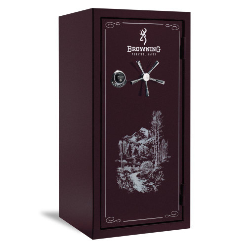 Browning Medallion Series Gun Safe-33 Standard