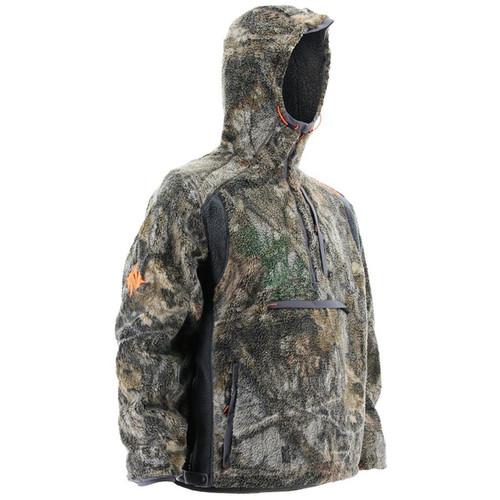 Nomad Cottonwood 1/4 Zip Pullover-Realtree Edge