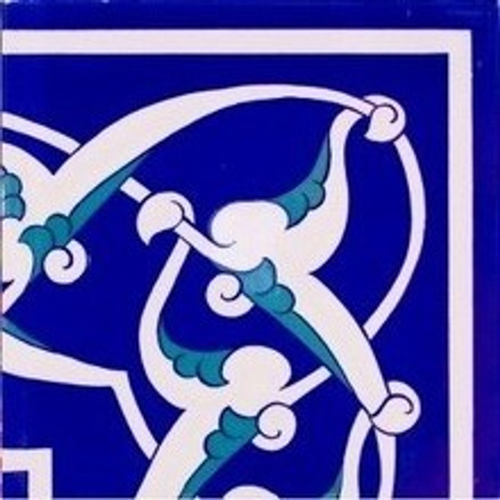 """Corner Tile 20x20cm (8x8"""")"""