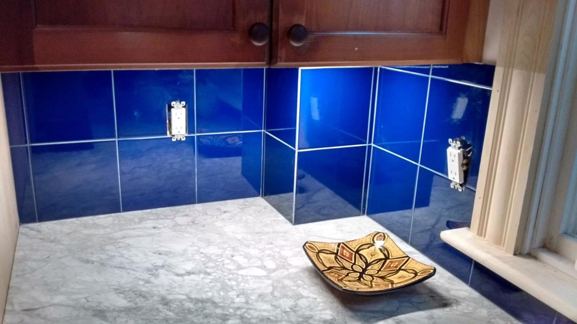 Cobalt Wall Tile