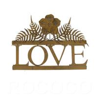 LOVE WALL ART - YH18080