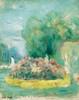 Art Prints of Park of Fontainebleau by Berthe Morisot