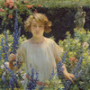 Art Prints of Betty Gallowhur or Betty Newell by Charles Courtney Curran