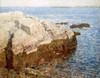 Art Prints of Cliff Rock, Appledore by Childe Hassam
