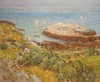 Art Prints of Early Morning Calm, Dayton 1901 by Childe Hassam