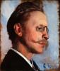Art Prints of Otto Benzon by Christian Krohg