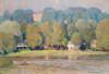 Lambertville Beach by Daniel Garber | Fine Art Print