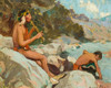 Art Prints of Harmony by Eanger Irving Couse