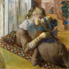 Art Prints of At the Milliners, 1881 by Edgar Degas