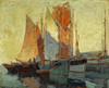 Art Prints of Brittany Boats by Edgar Payne