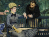 Art Prints of In the Conservatory by Edouard Manet