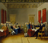 Art Prints of Declaration of Independence by Edward Hicks