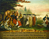Art Prints of Penn's Treaty with the Indians, 1840-44 by Edward Hicks