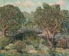 Art Prints of Mirror Pool, Florida by Ernest Lawson