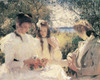 Art Prints of Portrait of my Daughters by Frank Weston Benson