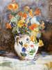 Art Prints of Nasturtiums by Frank Weston Benson