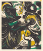 Art Prints of Genesis II by Franz Marc