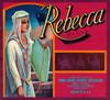 Art Prints of |Art Prints of 078 Rebecca Brand Oranges, Fruit Crate Labels