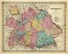 Germany, No. 3, 1856 (0149081) by G.W. Colton   Fine Art Print