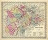 Art Prints of |Art Prints of Germany, No. 2, 1856 (0149080) by G.W. Colton