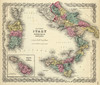 Southern Italy, Kingdom of Naples, 1856 (0149086) by G.W. Colton | Fine Art Print