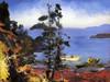 Evening Blue by George Bellows | Fine Art Print