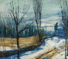 Jersey Woods by George Bellows | Fine Art Print