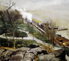 Rain on the River by George Bellows | Fine Art Print