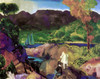 Art Prints of |Art Prints of Romance of Autumn by George Bellows
