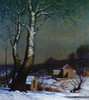 Art Prints of Nights Solitude by George Sotter