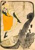 Art Prints of Jane Avril No. 2 by Henri de Toulouse-Lautrec