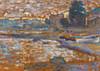 Art Prints of Boats, Lavandou by Henri-Edmond Cross
