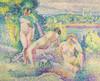 Art Prints of Nymphes by Henri-Edmond Cross