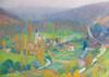 Art Prints of Labastide Green by Henri-Jean Guillaume Martin