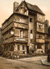 Art Prints of Old House in Rue St. Martin, Bayeux, France (386981)