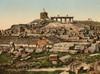 Art Prints of Puy de Dome and Temple Mercury, Clermont-Ferrand, France (387054)